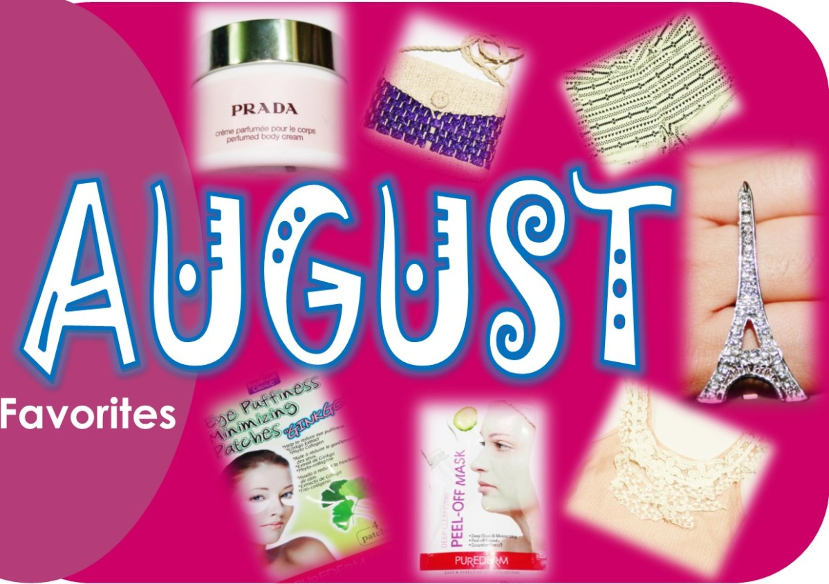 My Favorites last ♥ AUGUST ♥